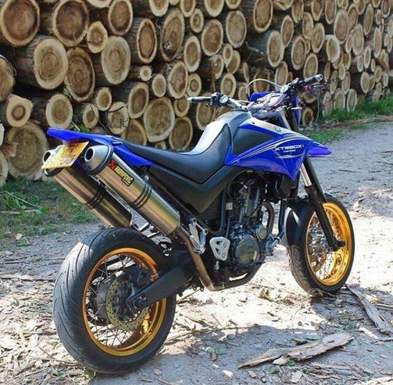 фото Yamaha XT 660 X