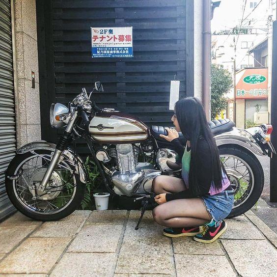 фото мотоцикла Kawasaki Estrella 250