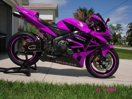Фото Honda CBR 600 rr