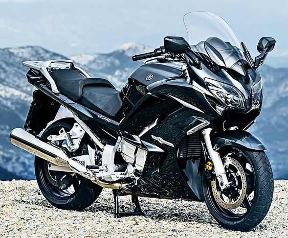 Yamaha FJR 1300 AS фото