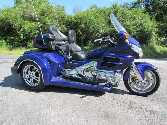 Honda Goldwing Trike фото